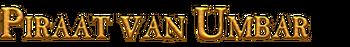 Piraat van Umbar bio naam