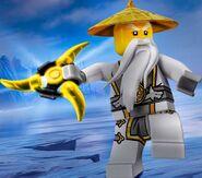 Master Wu CGI