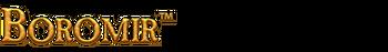 Boromir bio naam