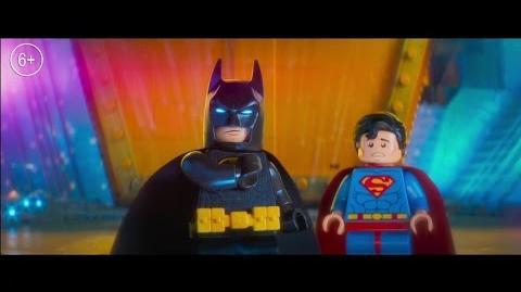 Лего Фильм Бэтмен – пятый тв-ролик