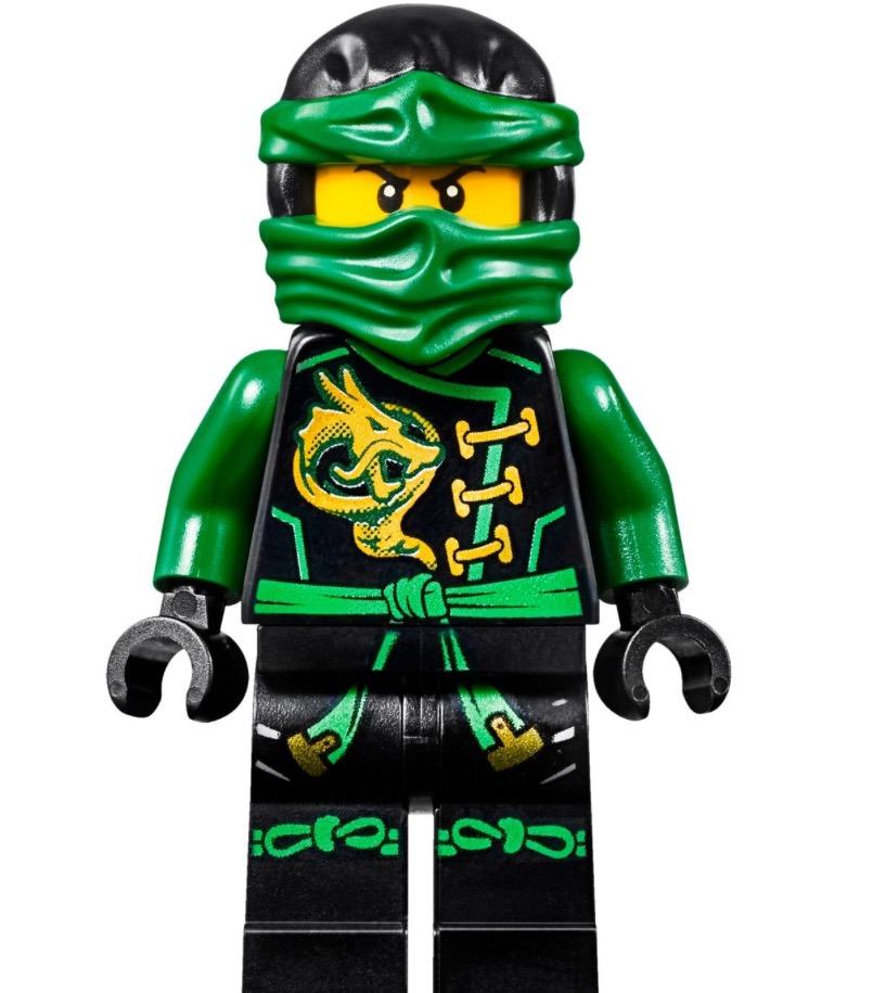 картинки лего ниндзя го зеленый ниндзя