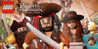 LEGO Pirates of the Caribbean - The Video Game banner