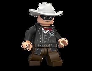 Lone Ranger bio