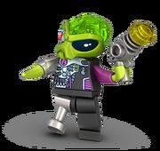 Alien Android ani