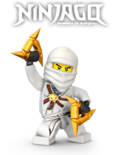 Themakaart Ninjago shop
