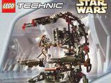 4323358 Postcard - Star Wars Set 8002 Destroyer Droid