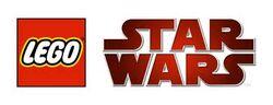 LEGO logo Star Wars