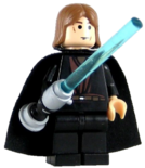 Lego Anakin light