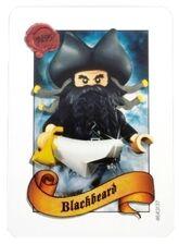 4643137 Blackbeard ruilkaart