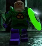 Lex Luthor (Shield Suit)