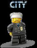 Themakaart City shop
