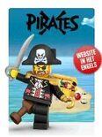 Themakaart Pirates