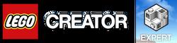 Lego creator expert logo nieuw