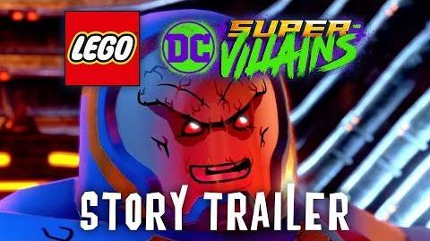 Official LEGO DC Super-Villains Story Trailer