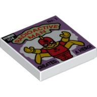 Lego stripboek