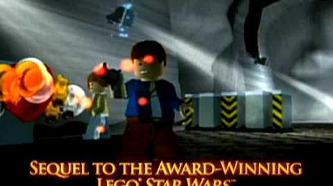 LEGO Star Wars II The Original Trilogy Trailer