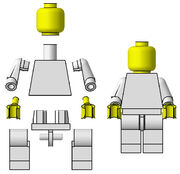 Minifig-parts