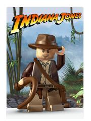 Themakaart Indiana Jones