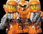Squad orange