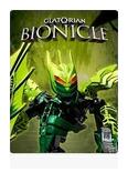 Themakaart Bionicle