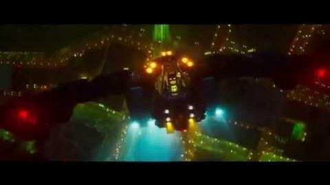 Лего Фильм Бэтмен – первый тв-ролик