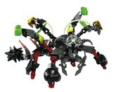 Rocka and Black Phantom Combiner Model set