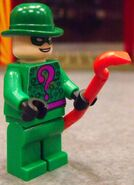 The Riddler prototype