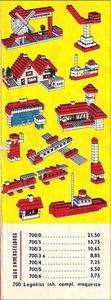 700'1-3 catalogus NL 1960