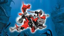 Furno and Jawblade Combiner Model art