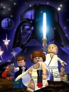 LEGO Star Wars II-The Original Trilogy box art