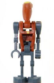 Rocket Droid Commander lsw227