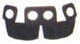 Kama (Stof) zwart