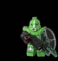 Robot Sidekick gs013 groen