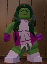 She HulkA