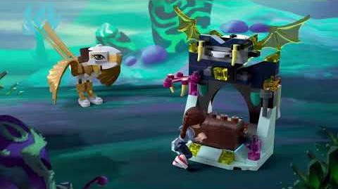LEGO® Elves - Побег Эмили на орле