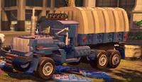 SHIELD Truck