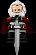 Балин с мечом