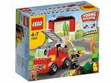 10661 Mijn Eerste LEGO Brandweerkazerne