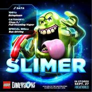 Slimer Lego