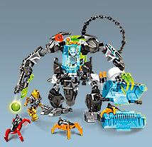 Stormer and Rocka Combi Model LEGOcom