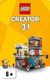 Creator 3-in-1 Theme Button 2019