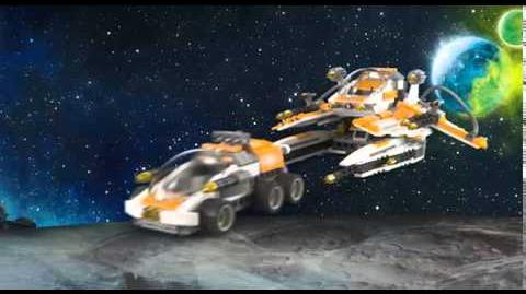 Lego 70705 Galaxy Squad Bug Obliterator Lego 3D Review