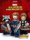 Marvel SuperHeroes Lego dot com