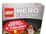 66446 Hero Factory Co-Pack