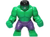 Hulk purple-pants