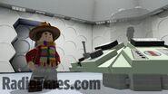 Lego Tom Baker's Tardis