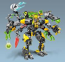 Evo, Stormer and Furno Combi Model LEGOcom
