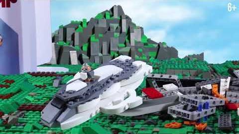 Порг - LEGO Star Wars - 75230