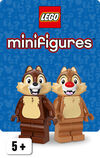 Minifigures Theme Button 2019