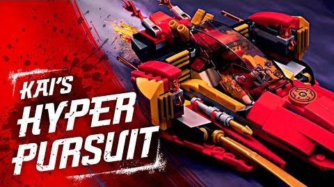Ride Ninja - LEGO NINJAGO - 70638 Katana V11